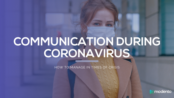 Communication During Coronavirus