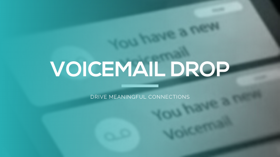 Don't Drop the Ball, Drop a Voicemail Message Instead